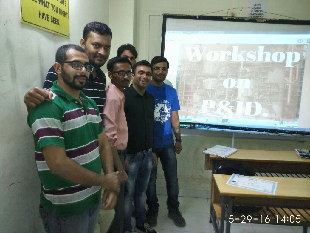 Workshop on P&ID