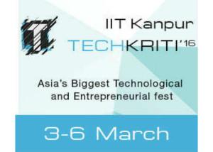 IIT Kanpur Techkriti16