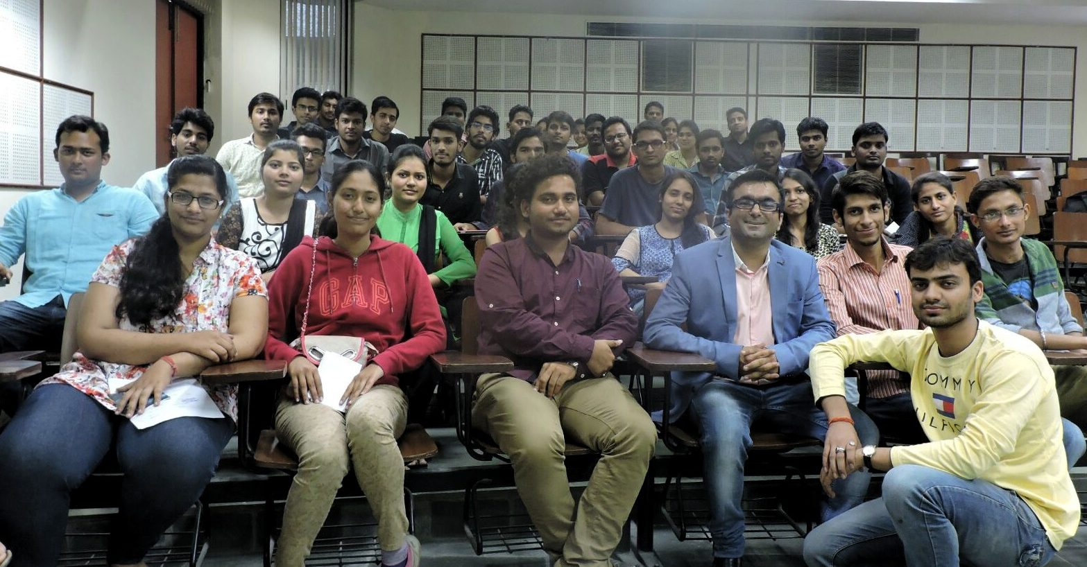 Workshop_IIT Kanpur_Techkriti'16